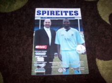 Chesterfield v Tranmere Rovers, 2004/05
